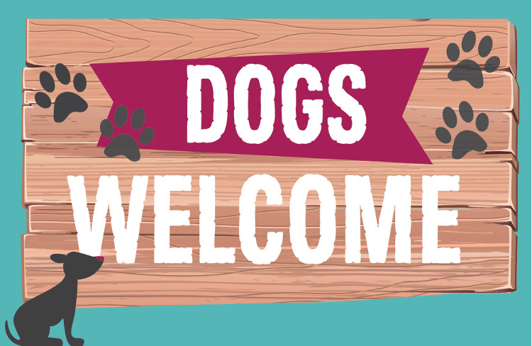 Dogs are welcome at Jordans Mill