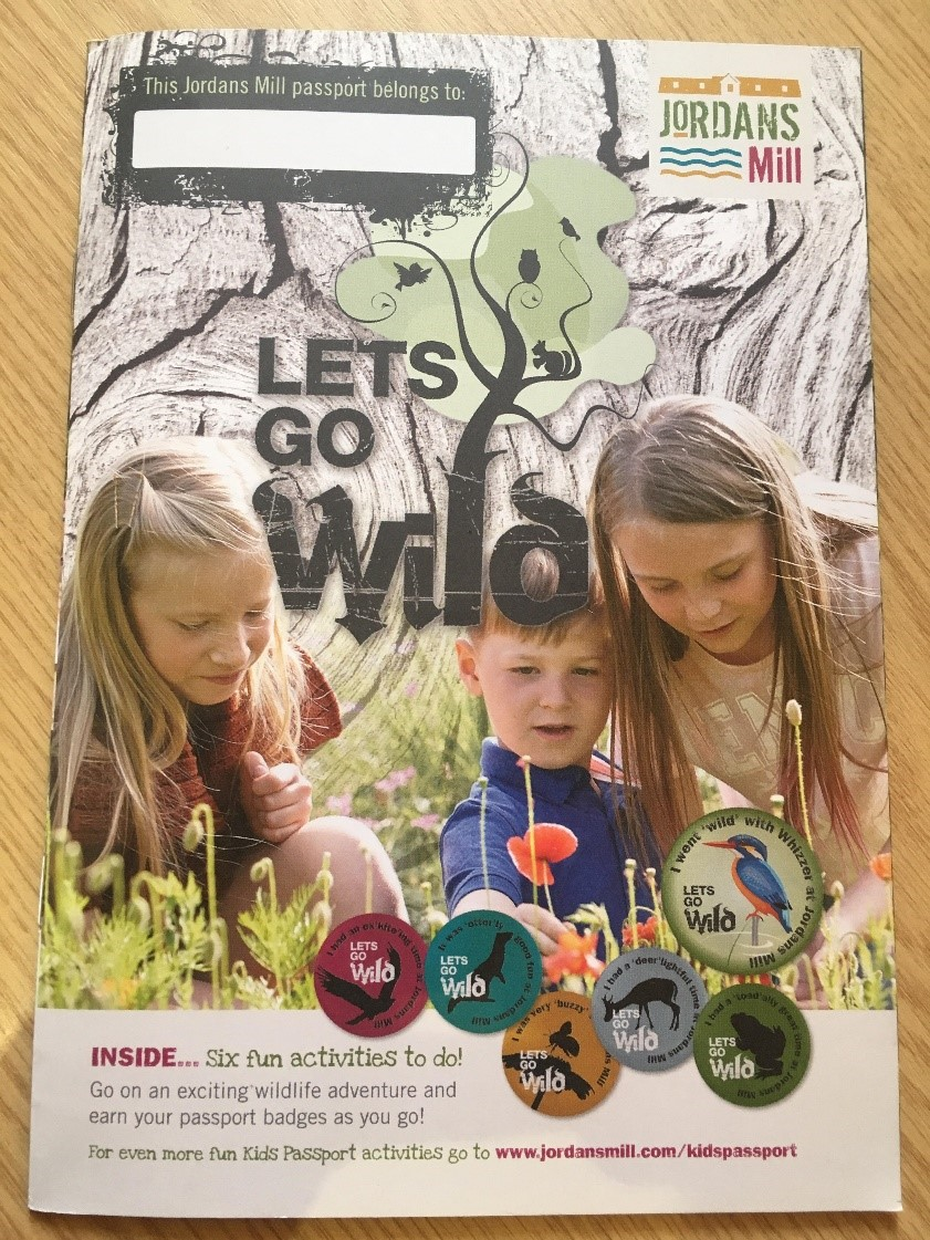Let's Go Wild this half term!