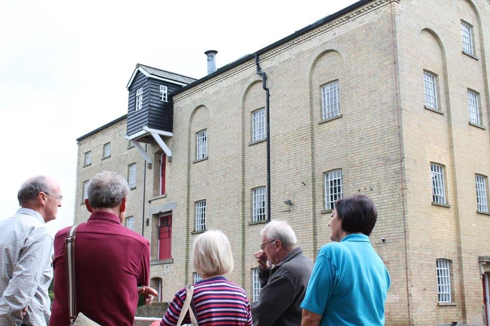 Why not try a Self-Guided tour of our Mill Museum!